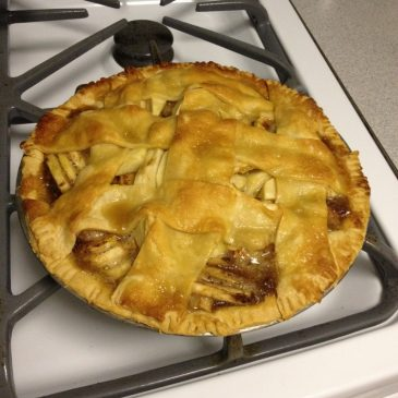 Grandma Selma's Apple Pie!
