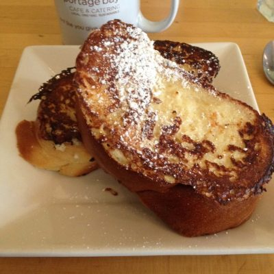 Massive French Toast