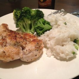 30min Chicken & Broccoli