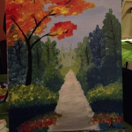 Paintnite @ Clery's!