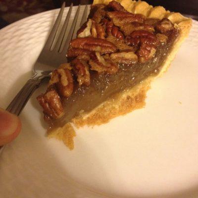 Oh hello pecan pie.