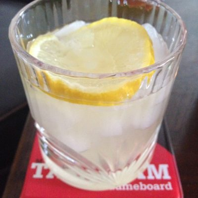 Delicious, homemade lemonade!