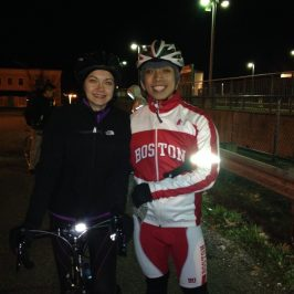 Boston Marathon Midnight Ride