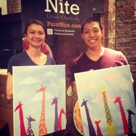 PaintNite @ Good Life
