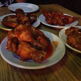 35¢ Wings @ The Draft