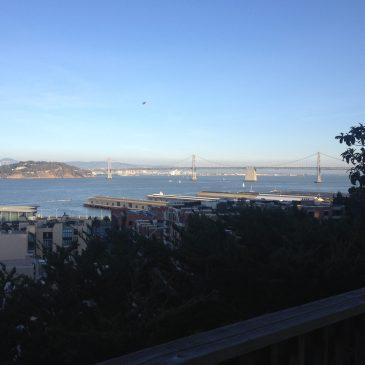 San Francisco Getaway Pt. 1