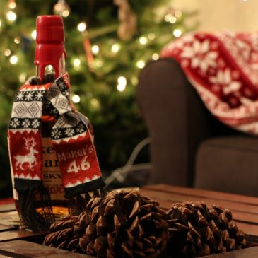 Maker's Mark Ambassador 2014 Holiday Gift