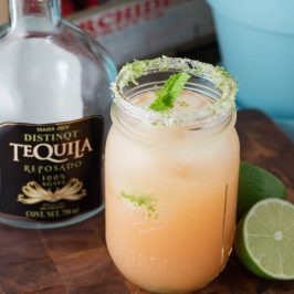 Grapefruit Lime Margarita