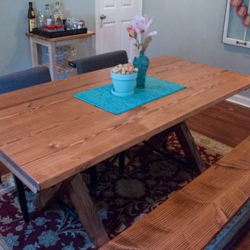 Emmor Works Trestle Table
