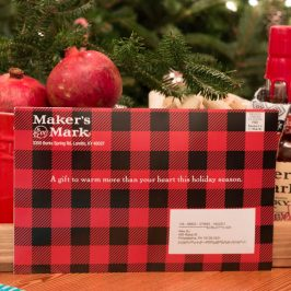 Makers Mark 2015 Ambassadors Holiday Gift