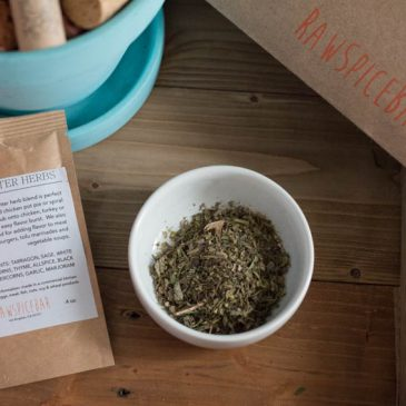 RawSpiceBar Review: Winter Blend