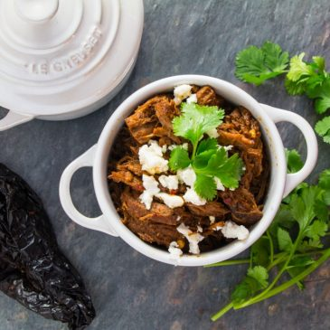 Mexican Shredded Braised Beef